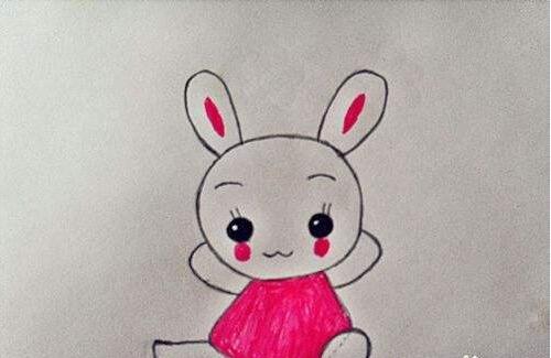 可爱的小白兔作文400字-三年级.jpg