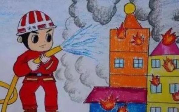 我是小小消防员作文600字小学